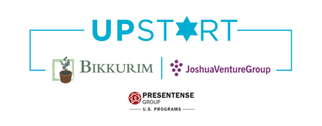 upstart bikkurim joshua venture group presentense